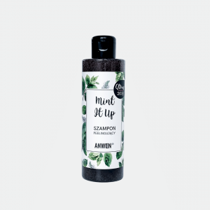 Anwen Mint It Up Szampon peelingujący 200 ml.